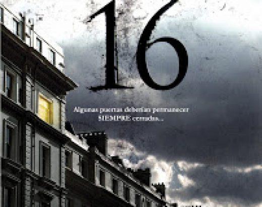 Libro – Apartamento 16 de Adam Nevill