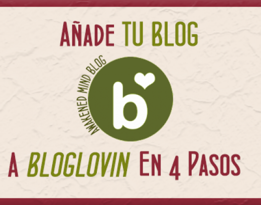 Tutorial: Añade tu blog a Bloglovin en 4 pasos ¡Super sencillo!