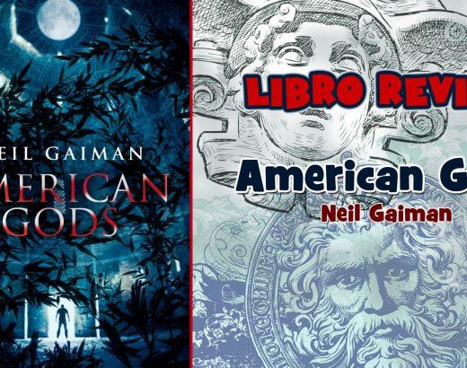 Libro – American Gods de Neil Gaiman