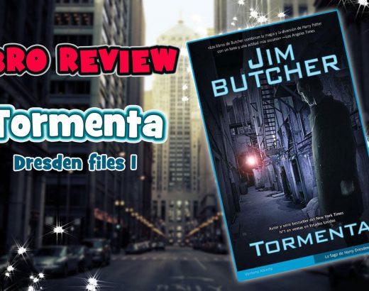 Libro – Tormenta (Dresden Files) de Jim Butcher