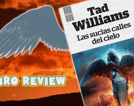 Libro – Las Sucias Calles del Cielo de Tad Williams
