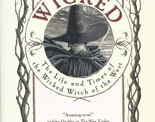 Libro: Wicked:Memorias de una bruja mala de Gregory Maguire