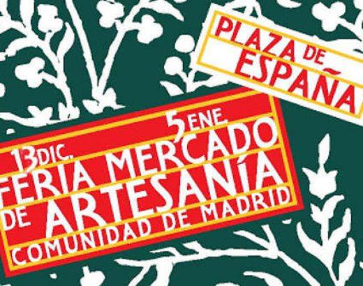 XXVII Feria Mercado de Artesanía de la Comunidad de Madrid