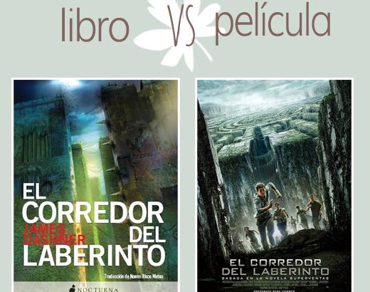 El Corredor del Laberinto – Libro vs película
