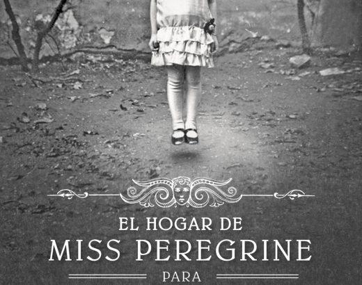 Libro reseña: El Hogar de Miss Peregrine para Niños Peculiares de Ransom Riggs