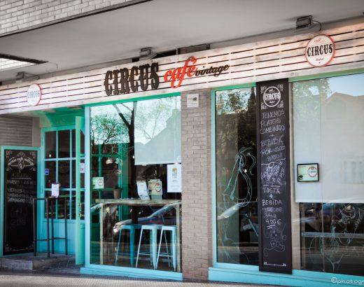 Circus Café en Alcobendas – Madrid