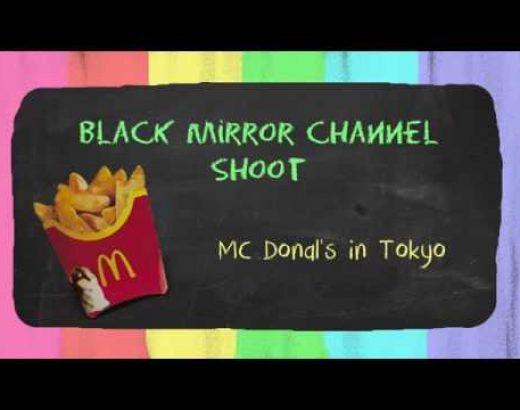 Tasting Japan: MC Donald's en Tokyo