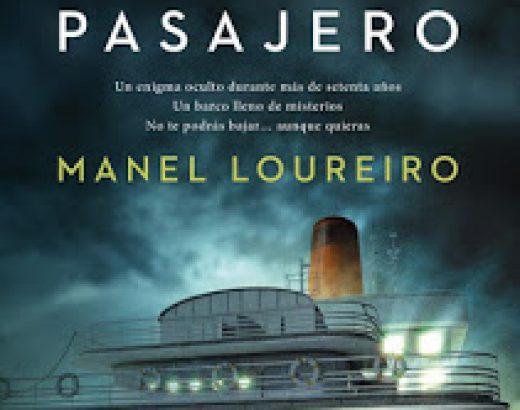 Reseña: El Último Pasajero de Manel Loureiro