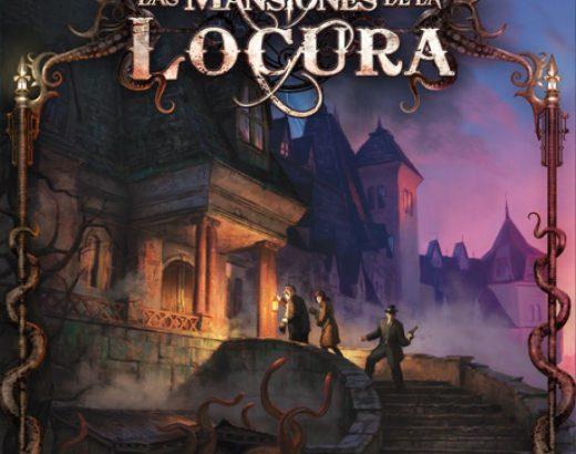 Off-Topic: Juego de Mesa – Las Mansiones de la Locura (basado en H.P. Lovecraft)