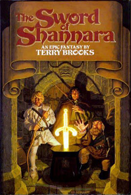 la espada de shannara, las cronicas de shannara, literatura fantastica, reseña, shannara, terry brooks, trilogia, paginas gratis, Allanon, Shea, druida