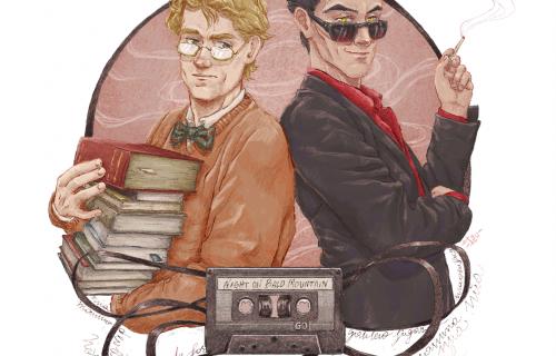 Buenos Presagios de Terry Pratchet y Neil Gaiman – ¡Recomendado!