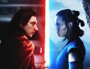 rey, kylo, dark side, lado oscuro, star wars, los ultimos jedi, the last jedi, light vs dark, lightsaber, sable laser,