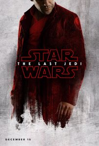 star wars, ultimos jedi, the last jedi, poe, poster, movie, pelicula,
