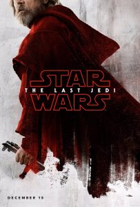 star wars, ultimos jedi, the last jedi, luke, poster, movie, pelicula,