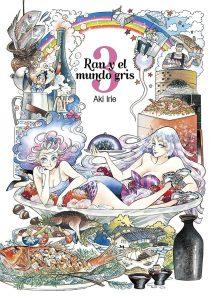 ran y el mundo gris, ran, Aki Irie, manga, reseña, review, comic, opinion, recomendado,
