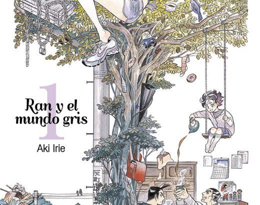 Ran y el Mundo Gris de Aki Irie – ¡Recomendado!